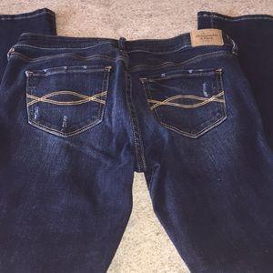 Abercrombie &Fitch Skinny jean 27/31